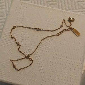 Melanie Auld Delicate  choker necklace